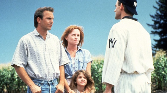 Field of Dreams Father and Son Story