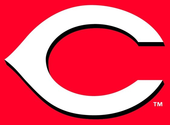 Cincinnati Reds Logo courtesy of MLB.com