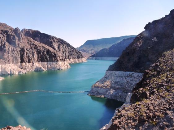 A calm Colorado River