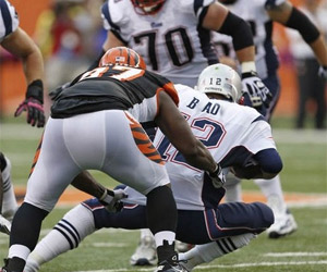 Patriots versus Bengals week 5 recap