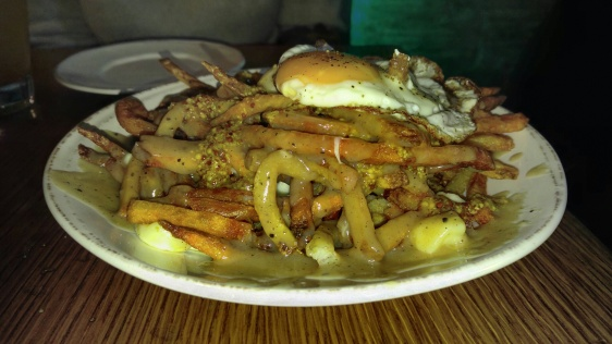 Tela Bar + Kitchen poutine